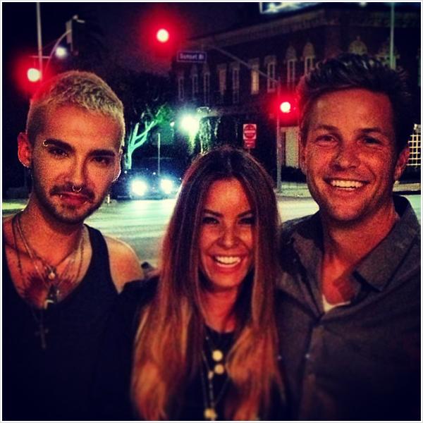 8 347 / 10.08.2013 - Acabar à Hollywood (USA).
