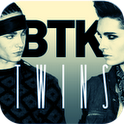 8 368 / 06/08.09.2013 - BTK Twins Personal Messenger (Alien Wall).