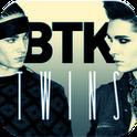 8 368 / 06/08.09.2013 - BTK Twins Personal Messenger (Alien Wall).