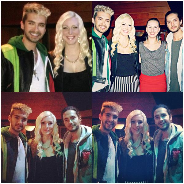8 386 / 05.11.2013 - Meet & Greet, Los Angeles (USA).