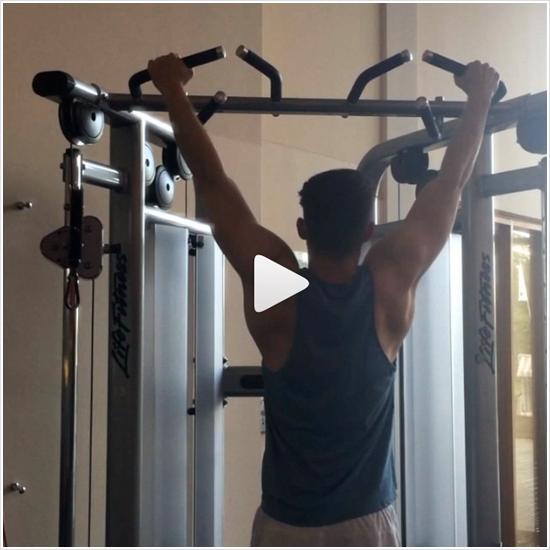 8 498 / Instagram de Georg