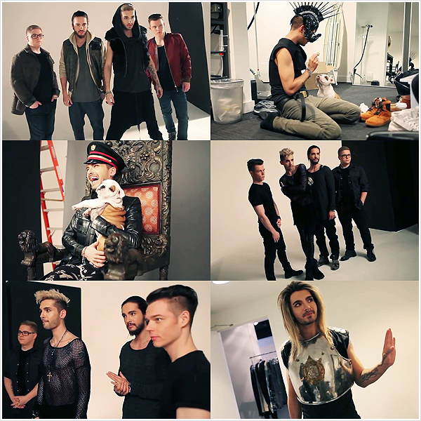 8 544 / Tokio Hotel TV 2014 [Episode 02] 'La pilule spéciale de Bill'  - SCREENSHOTS.