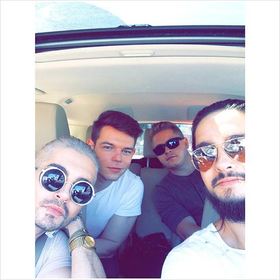 Face Sammelthread: Ta Source Sur Tokio Hotel