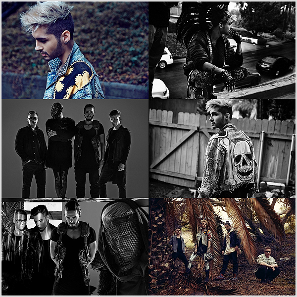 "8 752 / ""Kings Of Suburbia"" Photoshoot par Lado Alexi [+12 nouvelles photos]"