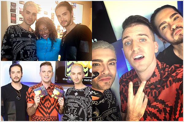 8 774 / 29.10.2014 - AfterBuzz TV, Los Angeles (USA).