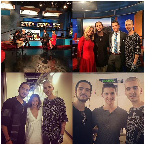 8 775 / 29.10.2014 - CBS Los Angeles, Los Angeles (USA).