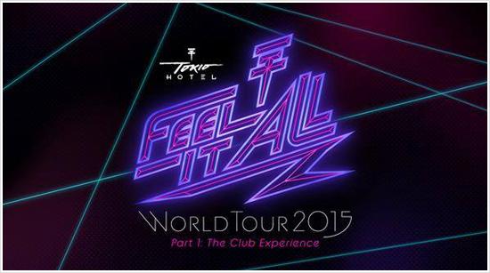 8 852 / Dates de la tournée mondiale.