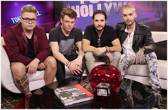 8 902 / Dallas Interview Tokio Hotel.