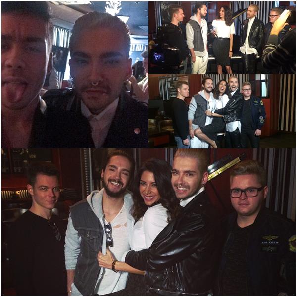 8 920 / 13.01.2015 - OK! TV Interview,  Beverly Hills (USA).