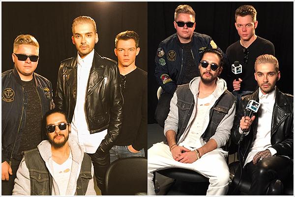 8 922 / 13.01.2015 - MTV Interview, Los Angeles (USA).