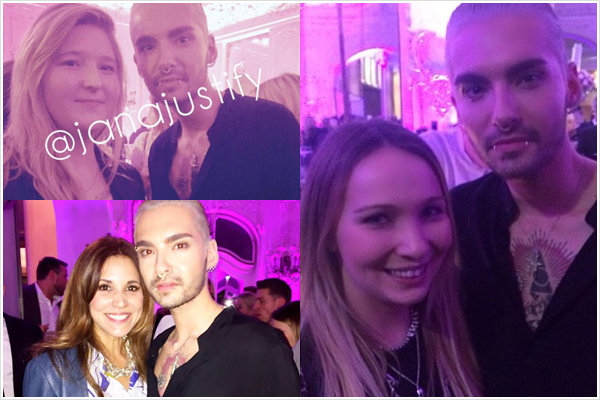 8 983 / 11.02.2015 - Best Brands afterparty, Munich (Allemagne).