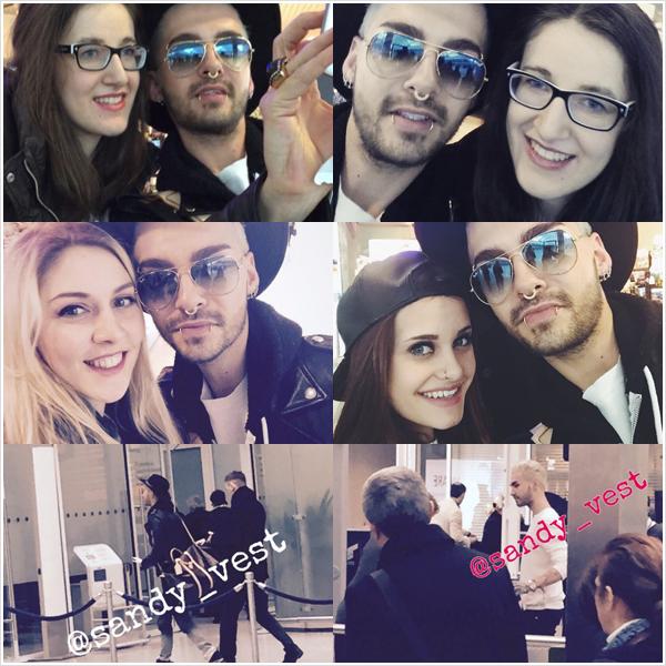 8 984 / 12.02.2015 - Bill à l'aéroport de Munich (Allemagne).