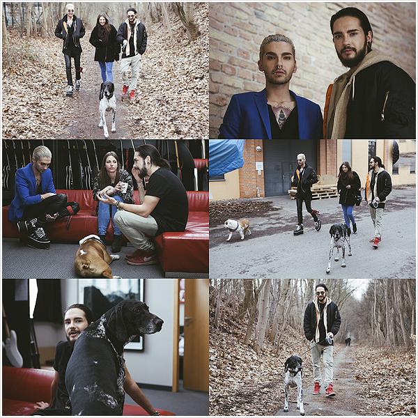 9 020 / 24.02.2015 - Das erste Date mit… Tokio Hotel, Berlin (Allemagne).