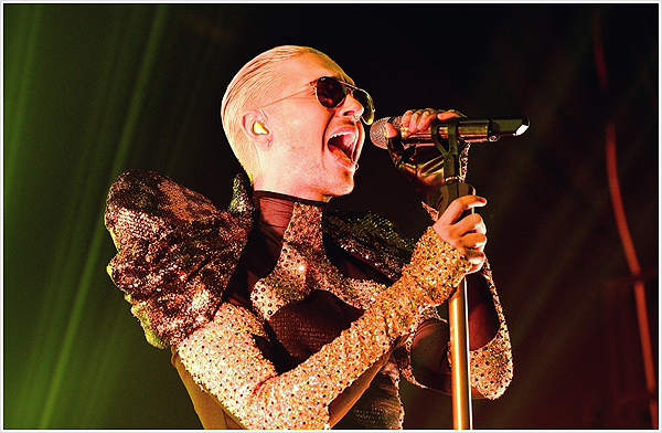 9 021 / 06.03.2015 - SETLIST du concert à Londres.
