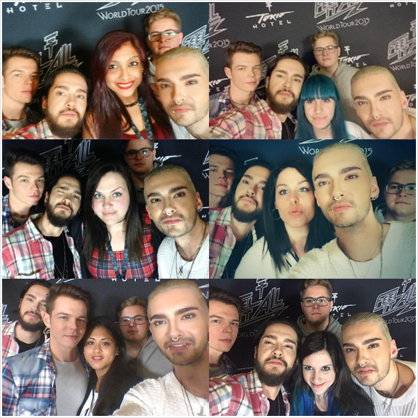9 034 / 08.03.2015 - Meet & Greet à Barcelone.