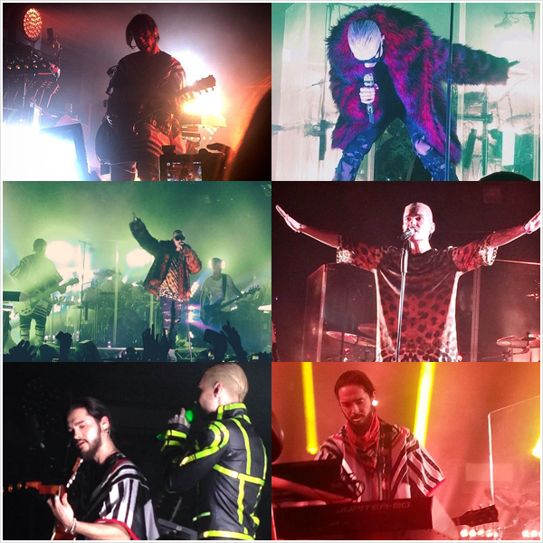 9 036 / 08.03.2015 - Concert à Barcelone.
