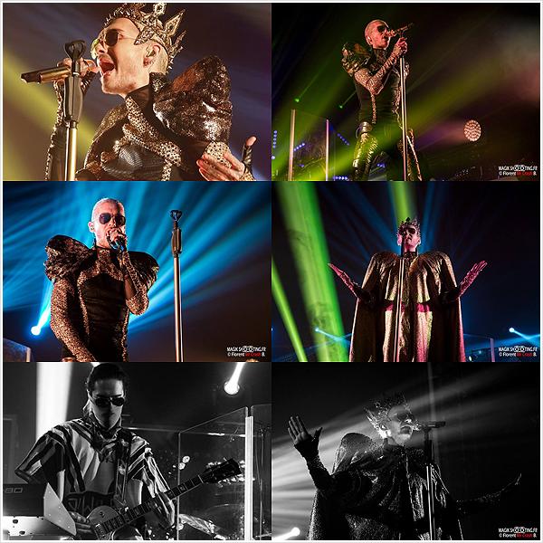 9 041 / 09.03.2015 - Concert à Marseille.