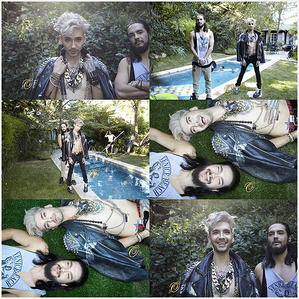 "9 042 / ""Interview"" Photoshoot par Brad Elterman."