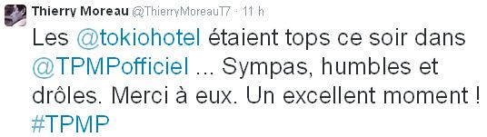 9 046 / Twitter de Thierry Moreau.