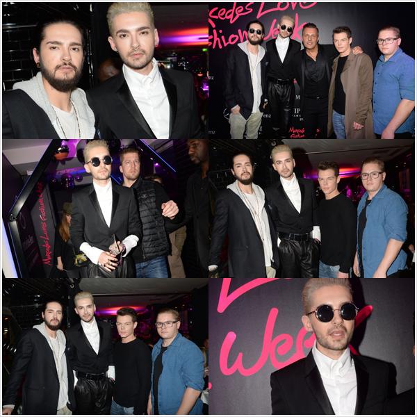 9 053 / 10.03.2015 - Mercedes Loves Fashion Week Party, Paris.