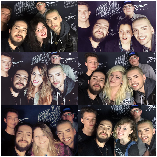 9 055 / 11.03.2015 - Meet & Greet à Paris (France).