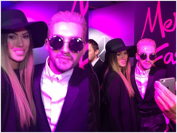 9 067 / 10.03.2015 - Mercedes Loves Fashion Week Party, Paris.