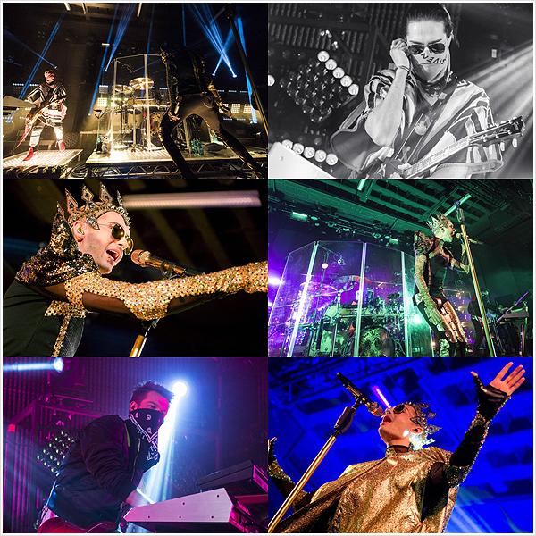 9 071 / 14.03.2015 - Concert à Frankfurt (Allemagne).