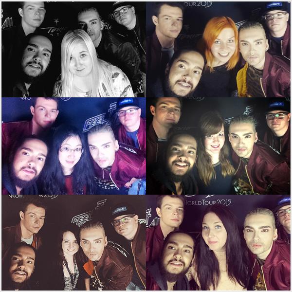 9 073 / 14.03.2015 - Meet & Greet à Frankfurt (Allemagne).