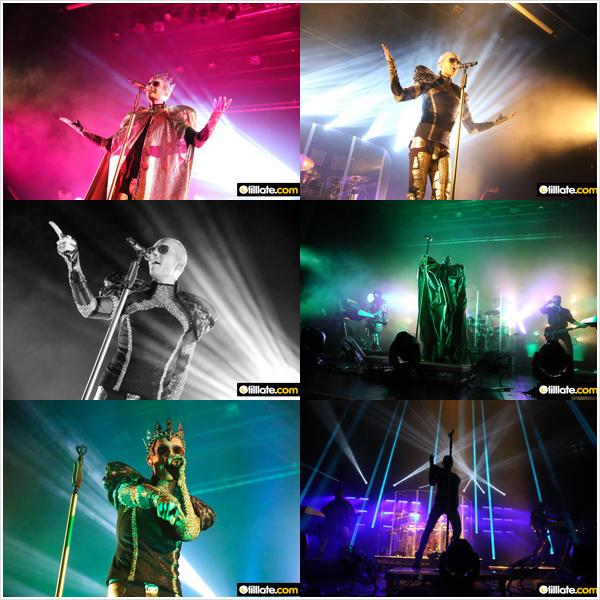 9 078 / 15.03.2015 - Concert à Zurich (Suisse).