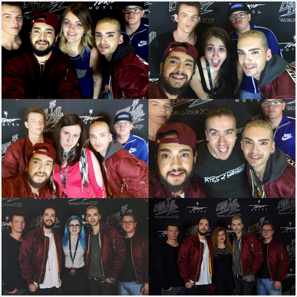 9 079 / 15.03.2015 - Meet & greet à Zurich (Suisse).