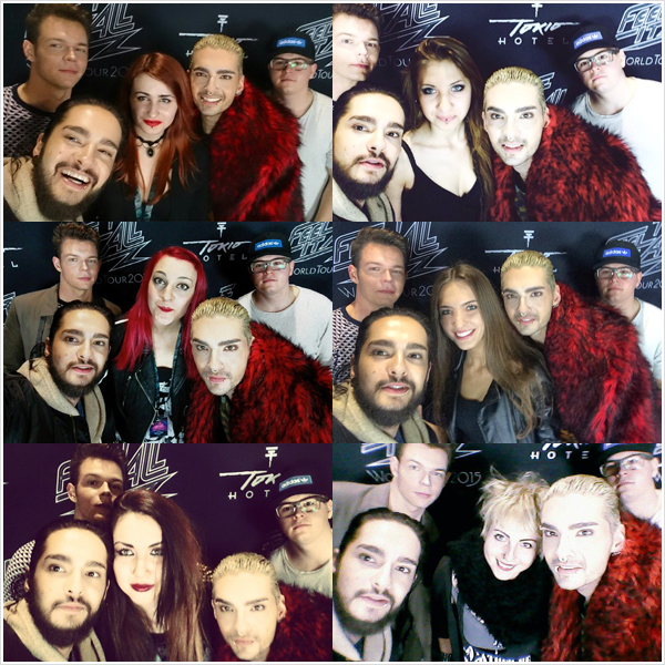 9 093 / 17.03.2015 - Meet & Greet à Milan.