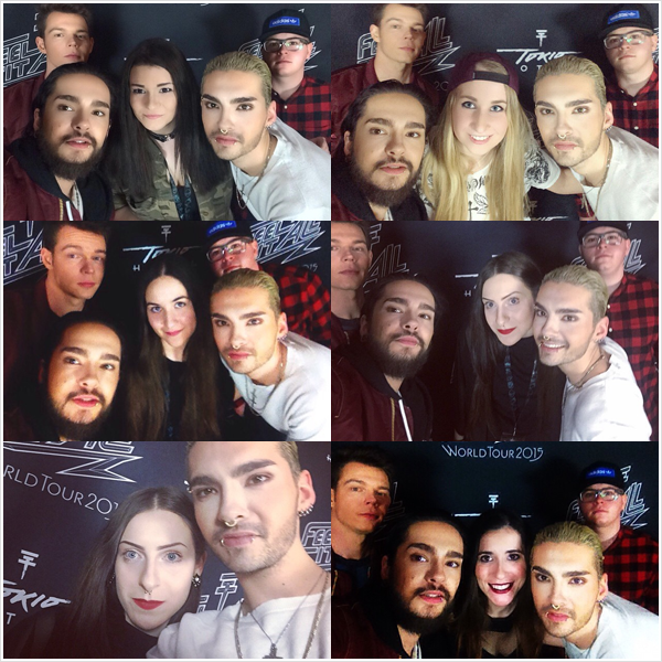 9 097 / 18.03.2015 - Meet & Greet à Munich (Allemagne).