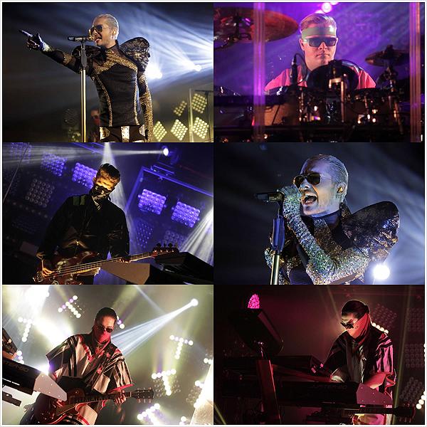 9 105 / 20.03.2015 - Concert à Cologne (Allemagne).