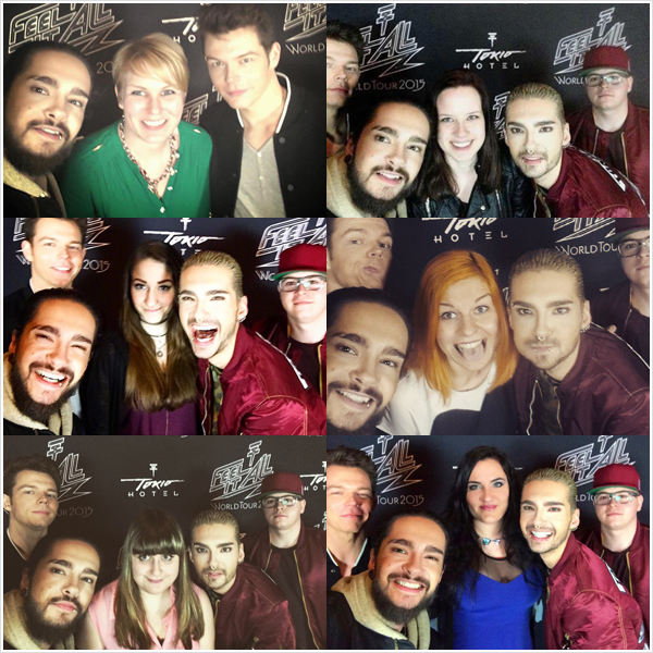 9 108 / 20.03.2015 - Meet & Greet à Cologne (Allemagne).