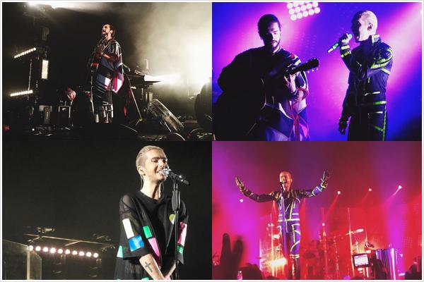 9 110 / 21.03.2015 - Concert à Utrecht (Pays-Bas).