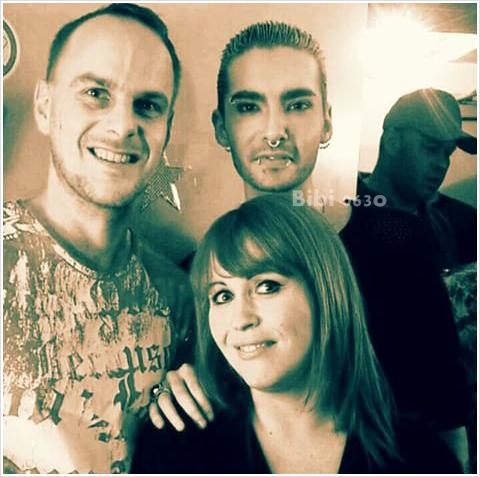 9 118 / 23.03.2015 - Backstage à Berlin (Allemagne).