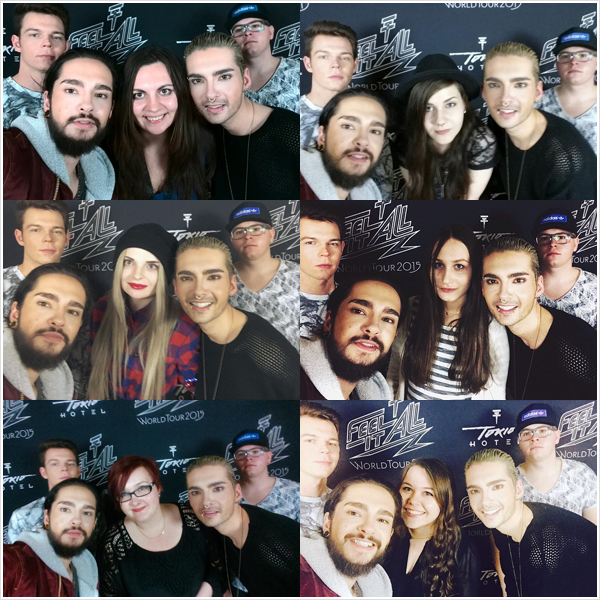 9 128 / 23.03.2015 - Meet & Greet à Berlin (Allemagne).