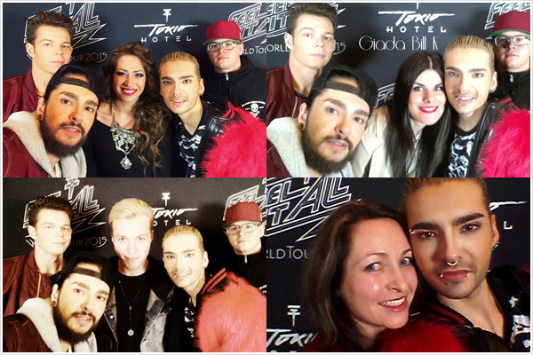 9 129 / 24.03.2015 - Meet & Greet à Hamburg (Allemagne).
