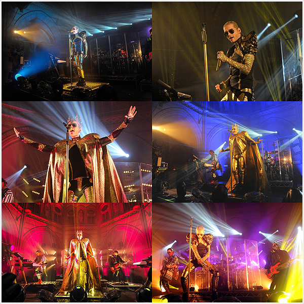 9 130 / 24.03.2014 - Concert à Hamburg (Allemagne).