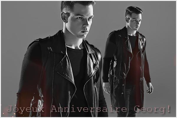 9 153 / Joyeux anniversaire Georg!!