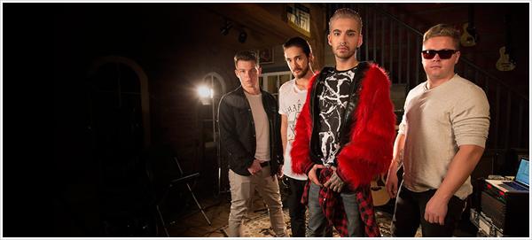 9 166 / NDR.de – De retour à la maison : Interview avec Tokio Hotel.
