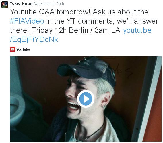 9 166 / Q&A aujourd'hui sur youtube!