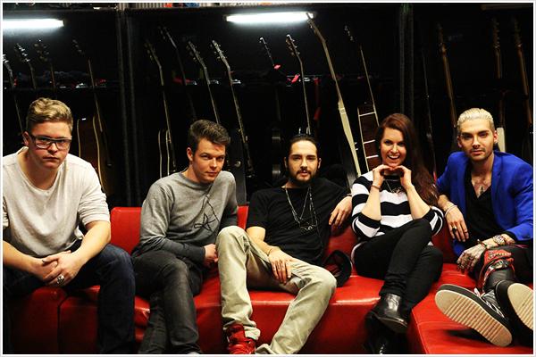 9 178 / Amy&Pink – Nous avons parlé avec Tokio Hotel de sexe, de drogues et du Berghain