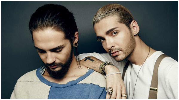 9 265 / Tokio Hotel : détails croustillants ? Bill et Tom Kaulitz veulent écrire une autobiographie