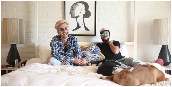 9 275 / T4F - Interview de Bill & Tom.
