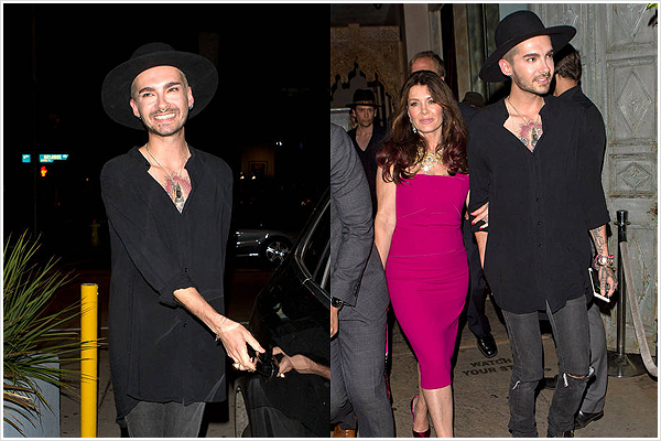 9 277 / 20.07.2015 - Bill & Lisa Vanderpump @ Sur Lounge, West Hollywood.