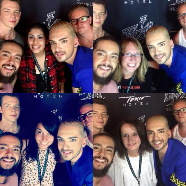 9 289 / 27.07.2015 - Meet & Greet @ The Fillmore, San Francisco