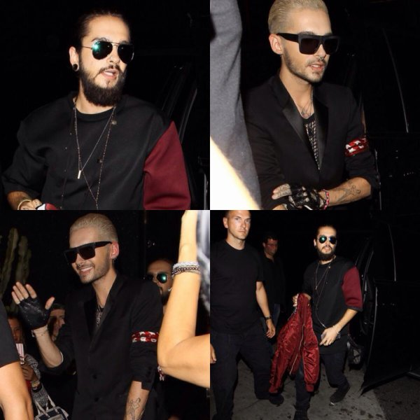 9 312 / 28.07.2015 - Sortie du Bootsy Bellows, West Hollywood