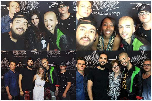 9 322 / 30.07.2015 - Meet & Greet à Anaheim.