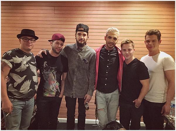9 328 / 01.08.2015 - Backstage à Las Vegas.